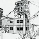 Cooperativa Reggio Emilia. L'Architettura  1956,