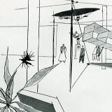Aldo Calvo, Giancarlo Palante, Zenon Lotufo. Modulo. 7 1957, 38