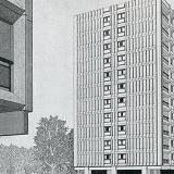 Edward D Mills. Architectural Review v.143 n.851 Jan 1968, 73