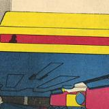 Craig Hodgetts and Lester Walker. Architectural Design 40 April 1970, 178