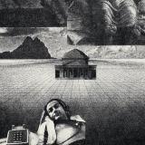 Superstudio. Architectural Record. Feb 1974, 96