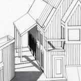 Charles Moore and Mark Simon. GA Houses. 7 1980, 78