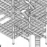 Francois Deslaugiers. Architecture D'Aujourd'Hui 207 April 1980, 76