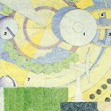 Adrian Duncan Pilton. L'invention du parc. Graphite 1984, 136