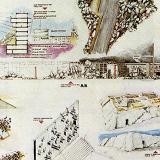 Gaetano Pesce. L'invention du parc. Graphite 1984, 75