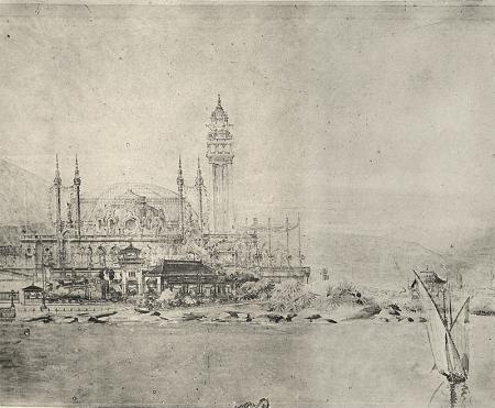 Eugene Bigot. Les Grands Prix de Rome v.4 1900, 474