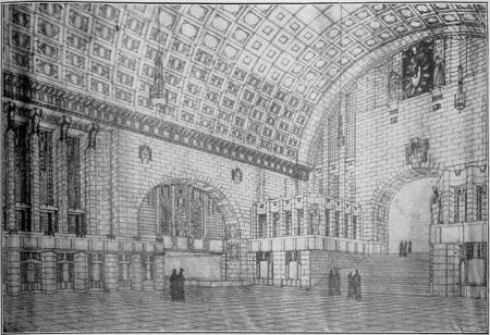 William Lossow and Max Hans Kuhne. Architectural Record 27 10 January 1910, 245