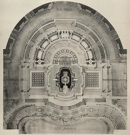 Andre Japy. Les Grands Prix de Rome v.6 1911, 10