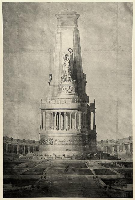 Chaures. Les Grands Prix de Rome v.6 1911, 31