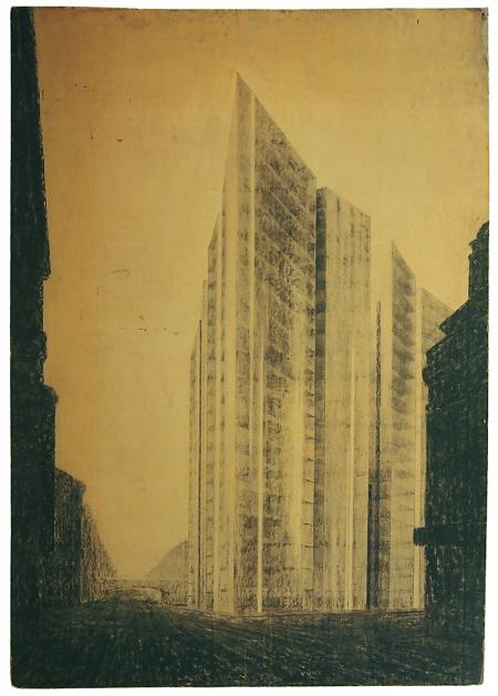 Mies van der Rohe. Envisioning Architecture (MoMA, New York, 2002) 1921, 50