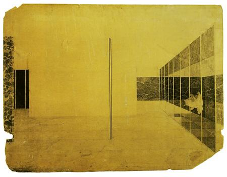 Mies van der Rohe. Envisioning Architecture (MoMA, New York, 2002) 1928, 71