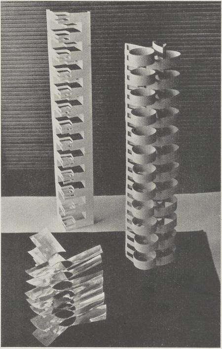 Lotte Gerson, Gustav Hasenpflug,Takehito Mizutani. Bauhaus 2-2 1928, 6