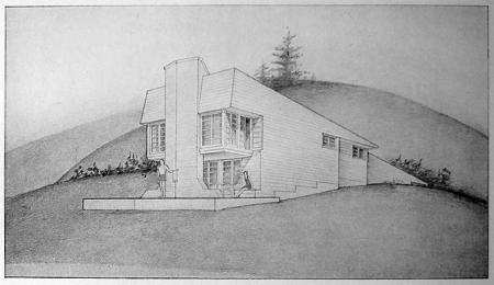 Barry Byrce. Architectural Record 68 30 August 1930, 192