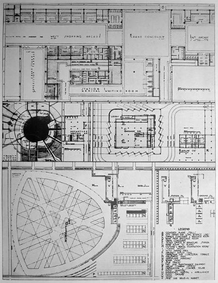 Richard Neutra. Architectural Record 68 30 August 1930, 101