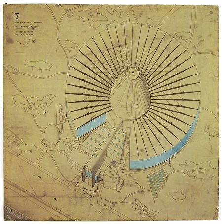 Paul Nelson, Oscar Nitzchke, Frantz Jourdain. Envisioning Architecture (MoMA, New York, 2002) 1938, 83