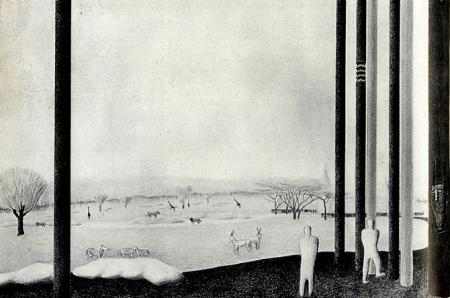 Robert Moses and Oscar Nitzchke. Architectural Forum 72 March 1940, 156