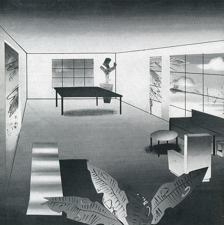 Cheesewright Mason. Interiors v.100 n.6 Jan 1941, 22