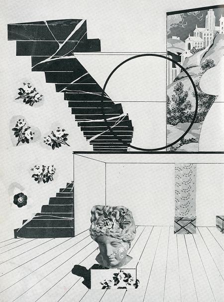Constantino Nivola. Interiors v.100 n.7 Feb 1941, 30