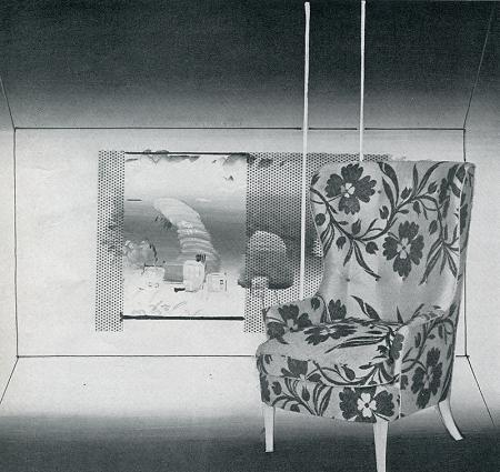 Constantino Nivola. Interiors v.100 n.7 Feb 1941, 16