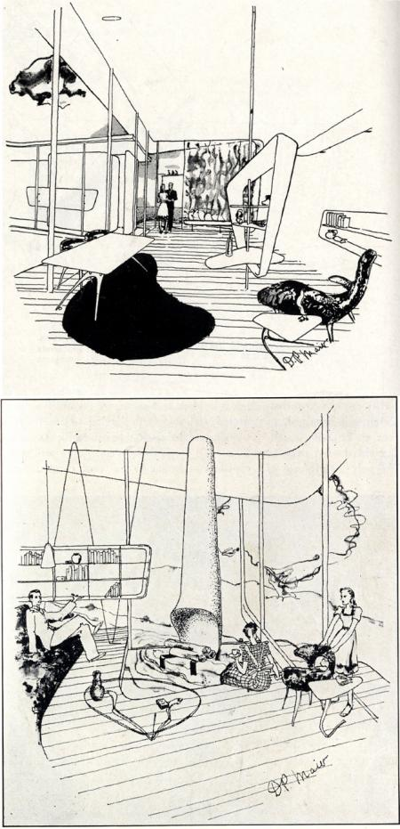 Douglas P Maier and Emrich Nicholson. Architectural Forum 77 September 1942, 145