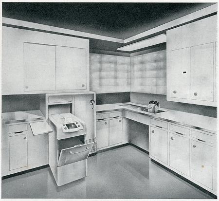 Ralph Kruck. Interiors v.101 n.11 Jun 1942, 33