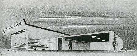 Dohner and Lippincott. Interiors v.104 n.1 Aug 1944, 71