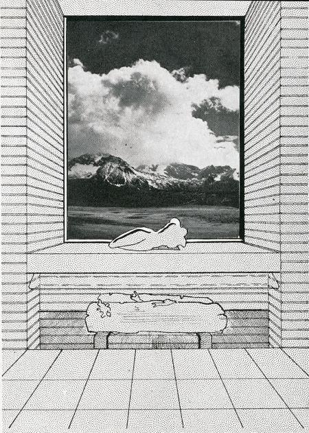 Mario Corbett. Interiors v.103 n6 Jan 1944, 46