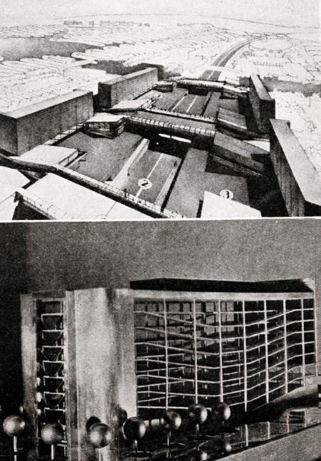 Richard Neutra. Architectural Record 100 September 1946, 85