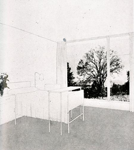 Skidmore Owings Merrill. Architectural Record 100 August 1946, 75