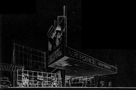 William Lescaze. Architectural Record 100 November 1946, 167