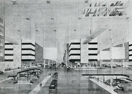 William Zeckendorf. Interiors v.105 n.6 Jan 1946, 10