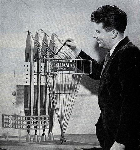 John Fischer. Progressive Architecture 30 March 1949, 14
