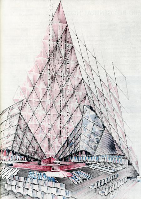 Bruce Goff. Architectural Forum Jul 1950, 89