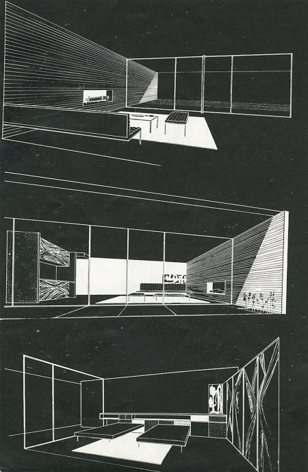 Craig Ellwood. Arts and Architecture. Sep 1950, 34