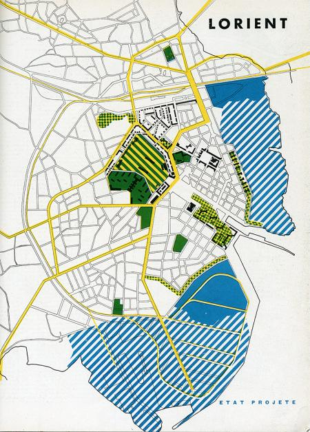 Georges Tourry. Architecture D'Aujourd'Hui v. 20 no. 32 Oct 1950, 33