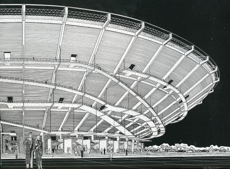 Raymond and Rado. Architectural Forum Dec 1950, 88