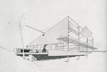 Walter Thomas Brooks. Arts and Architecture. Oct 1950, 34