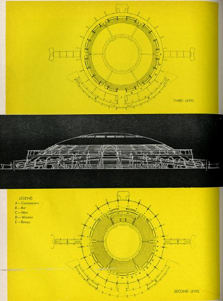 Azevedo Orlando. Architectural Record 112 October 1952, 131