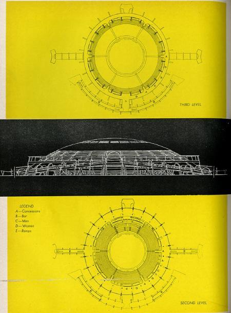 Azevedo Orlando. Architectural Record 112 October 1952, 131