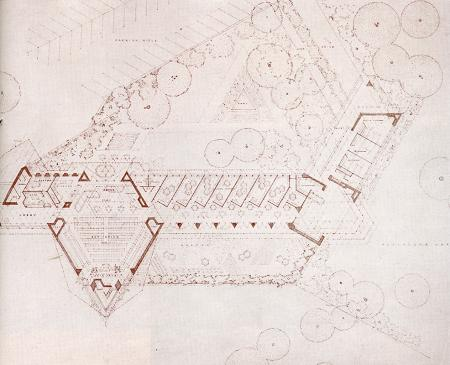 Frank Lloyd Wright. Architectural Forum Dec 1952, 89