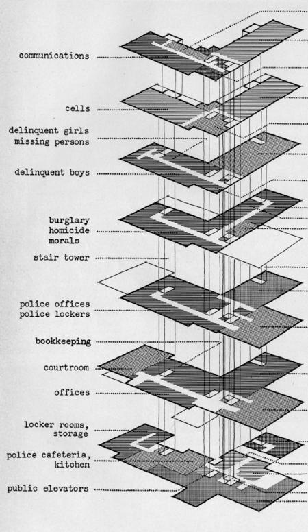Franzheim Kenneth. Architectural Record 112 July 1952, 126