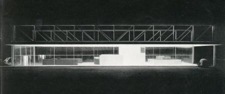 Mies van der Rohe. Arts and Architecture. Mar 1952, 31