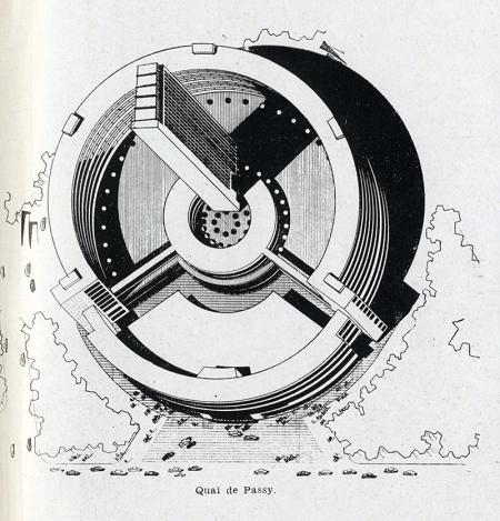 Henry Bernard. Architecture D'Aujourd'Hui v. 24 no. 49 Oct 1953, xxiii
