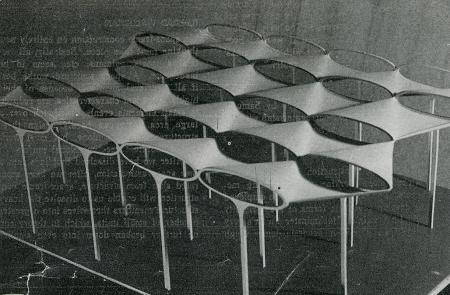 Horacio Carminos. Architectural Forum Feb 1953, 156