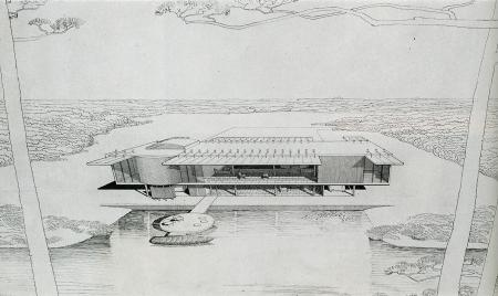 Paul Rudolph. Arts and Architecture. Sep 1954, 14