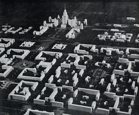 A. V. Vlasov. Architecture D'Aujourd'Hui 63 Dec 1955, 89