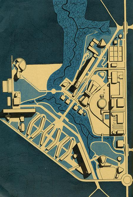 Berthold Lubetkin. Architectural Review v. 118 n. 703 Jul 1955, 37
