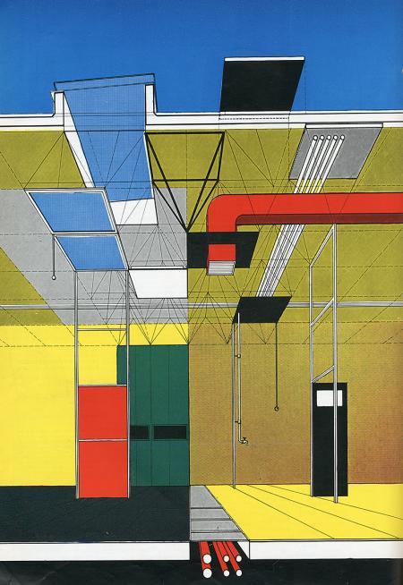 Gordon Cullen. Architectural Review  1955,