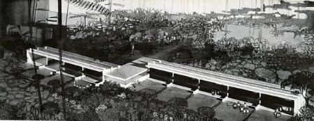 Richard Neutra. Domus 305 April 1955, 6