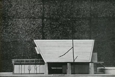 Kiyoshi Ikebe. Sinkentiku. Nov 1956, 57